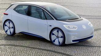 Volkswagen En Ucuz Elektrikli Otomobili için Fiyatını Belirledi!