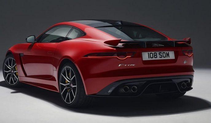 Yeni Jaguar F-Type Artık BMW Motoruyla Hızlanacak!