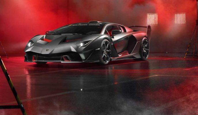 İtalyan Lamborghini SC18 Modeli İle Tarihinde Bir İlki Gerçekleştirdi!