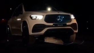 Yeni Mercedes GLE'nin Arazi Şartlarında Neler Yapabildiğine Bakın!
