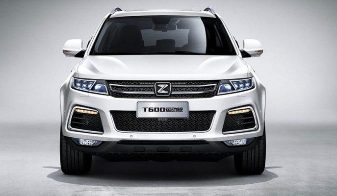 Zotye Auto ABD'ye Kendi İsmiyle Giren İlk Çinli Araba Markası Olacak!