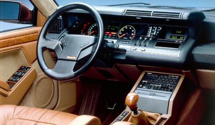 1980'lerin En İyi İç Mekanına Sahip 7 Otomobili!