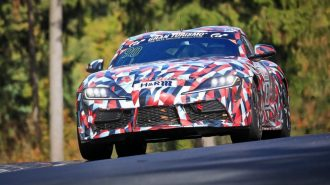 Toyota Supra'da Kullanılacak Motor BMW'den Geliyor!
