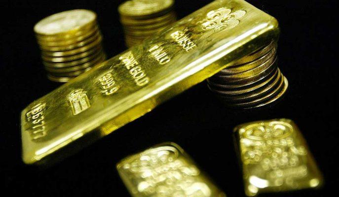 Beş Ayın En Yükseliğini Gören Altın Onsu 1260 Dolar Sınırında Geziyor