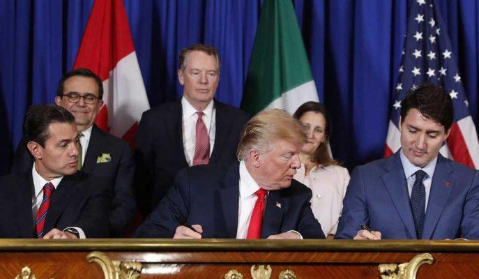 ABD-Kanada-Meksika Anlaşması İmzalansa da Çelik ve Alüminyum Tarifeleri Hala Sorun Yaratıyor!