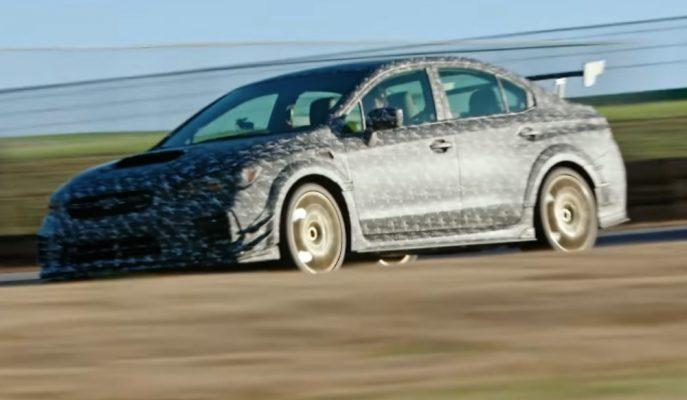 Subaru ABD için Aşırı Güçlü Bir WRX-STI Hazırlıyor!