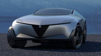 Alfa Romeo'nun Fütüristik SUV Yorumu Müthiş Gözüküyor!
