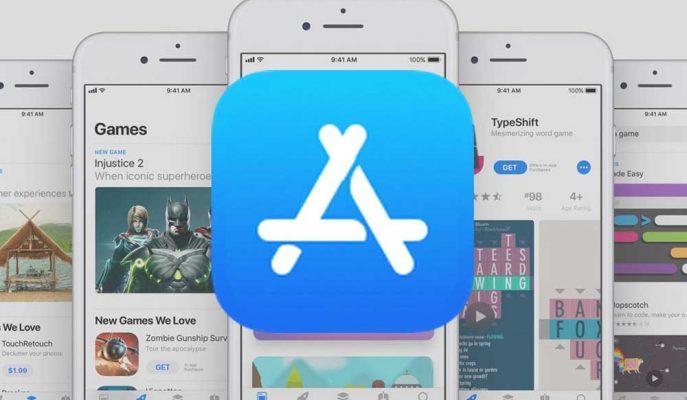 App Store'un Çin Mağazasında 700'den Fazla Uygulama Kaldırıldı