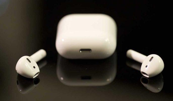 Apple'ın Beklenen Kulaklığı AirPods 2 Kablosuz Şarj Özelliği ile Geliyor