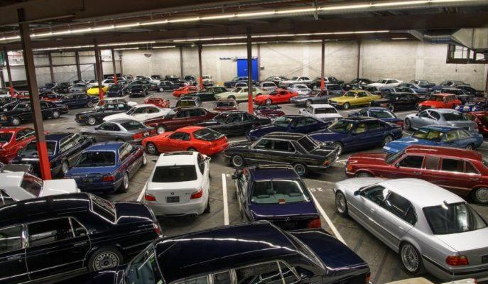 Yalnızca Bir Kişiye Ait Olan Rüya Araba Koleksiyonu Satışta!