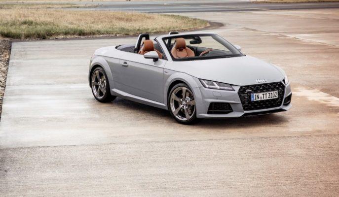 Audi TT'nin 20. Yıl Sürümünü 999 Adetle Sınırlıyor!