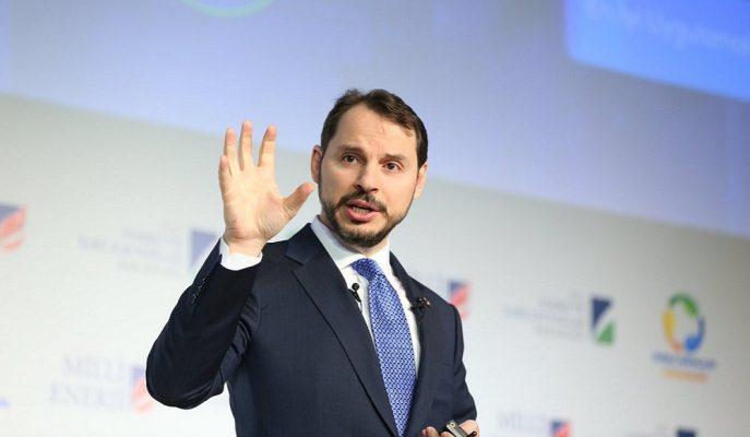 Hazine ve Maliye Bakanı Albayrak Yıl Sonu Cari Denge Hedefini Açıkladı