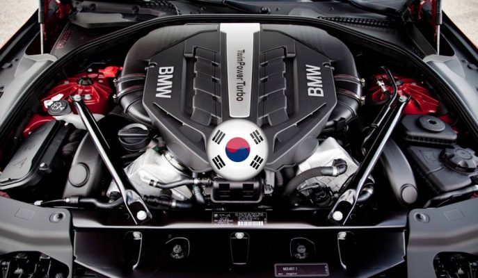 Güney Kore BMW Hakkında Suç Duyurusunda Bulundu!