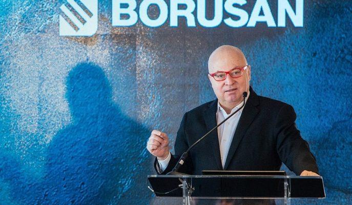 Borusan CEO'su İnsanların Teknolojiyle olan Yarışı Kaybedeceğini Söyledi