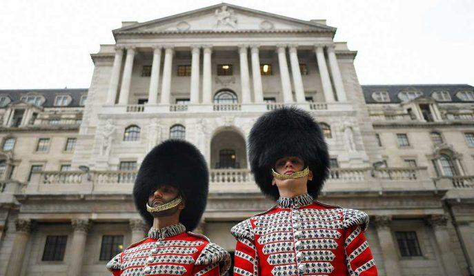 Brexit Belirsizliğini Vurgulayan İngiltere Merkez Bankası Faiz Oranını Sabit Tuttu