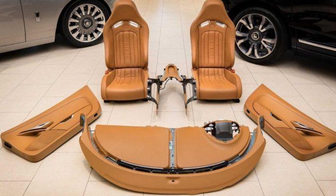 """Bugatti Veyron Kokpiti """"2 Mercedes CLS"""" Fiyatına Satılıyor"""