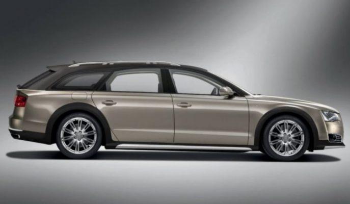 Castagna Milano'dan Audi A8 için W12 Motorlu Bir Allroad!
