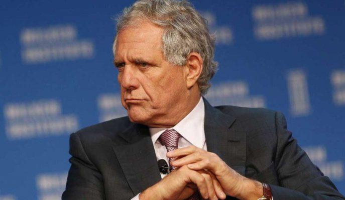 CBS Eski CEO'su Les Moonves 120 Milyon Dolarlık Kıdem Tazminatını Alamayacak