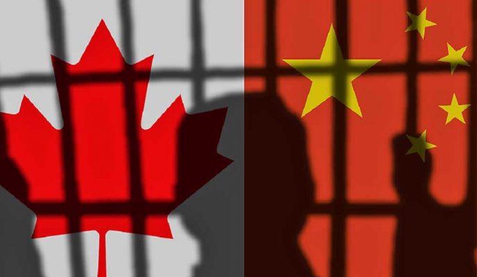Çin'de Tutuklanan Kanadalı Öğretmen Serbest Bırakıldı