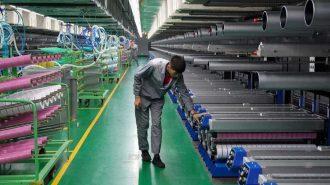 Çin'in Sanayi Üretimi ve Perakende Satış Büyümesi Kasım'da Beklentileri Karşılayamadı!