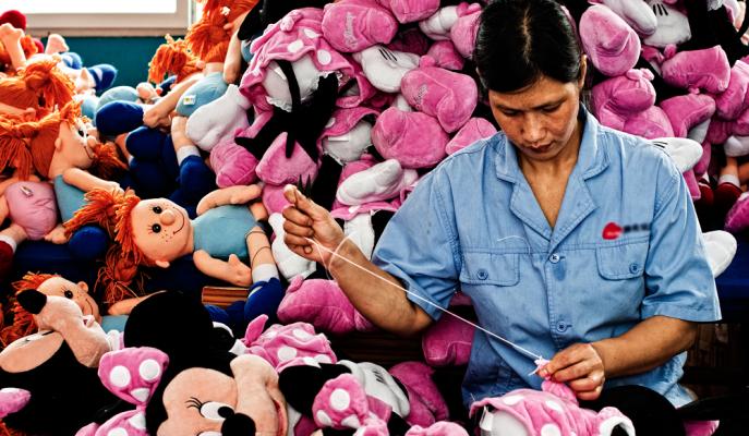 Disney, Hasbro Oyuncaklarını Üreten Çinli İşçiler Kabus Koşullarda Çalıştırılıyor