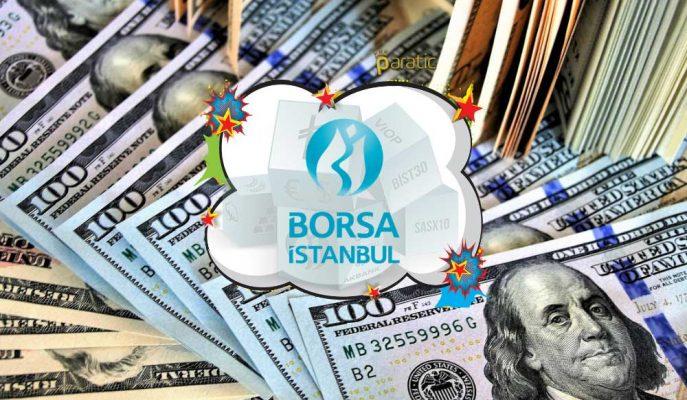 Dolar 5,45 Lira Sınırında Gezerken, BIST 100 Endeksi 93 Binin Altında