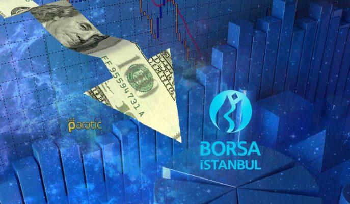 Dolar 5,35 Liranın Altına İnerken, BIST 100 Endeksi 94 Bini Gördü