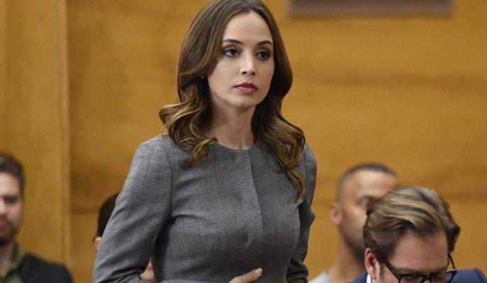 Eliza Dushku CBS ile 9.5 Milyon Dolarlık Gizlilik Anlaşması Yaptı