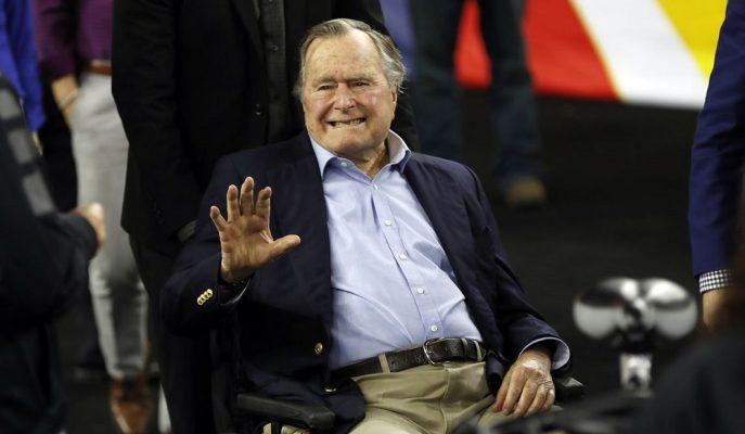 41. ABD Başkanı George H. W. Bush Hayatını Kaybetti!