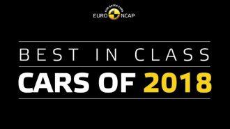 Euro NCAP 2018 Yılının En Güvenli Otomobillerini Seçti!