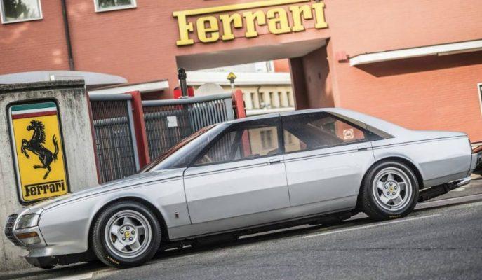 Ferrari Tarihinin En İlginç Tasarımına Sahip 10 Modeli!