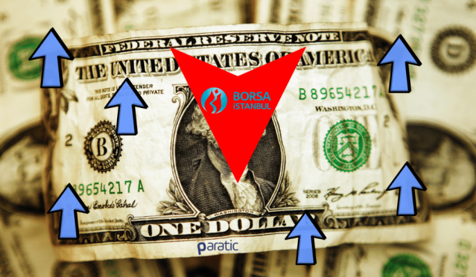 Dolar Fırat Operasyonu Haberiyle Yükselirken Borsa 90 Bin Sınırına Geriledi