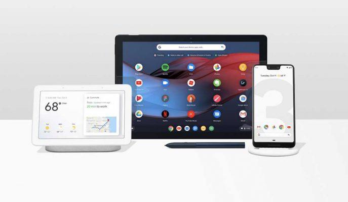 Google'ın Donanım Kategorisindeki Ürünlerinden 2018'de 3 Milyar Dolar Kar Etmesi Bekleniyor