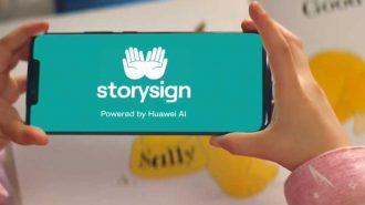 Huawei İşitme Engelliler için Geliştirdiği StorySign Uygulamasını Harika Bir Reklam ile Tanıttı