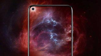 Huawei'nin Orta Segment için Geliştirdiği Nova 4 Ekran Tasarımı ile Dikkat Çekiyor