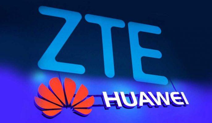 Huawei ve ZTE 2019'da ABD'de Tamamen Yasaklanabilir