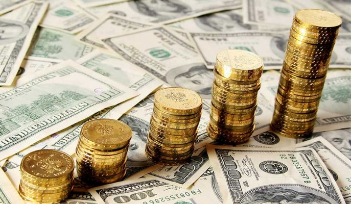 İki Günlük Yükselişle Kur 5,40 Liraya, Ons Altın 1240 Dolara Yaklaştı