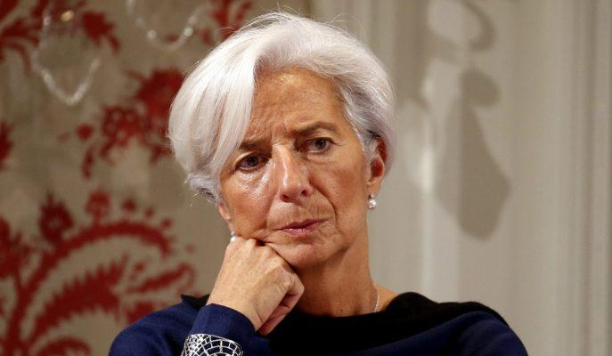 IMF Başkanı Christine Lagarde'dan FED ve ABD Ekonomisi Yorumu!
