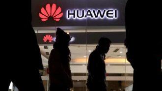 İngiliz Bankalar Huawei ile İlgili Yasadışı Ödemeler için Kullanılmış Olabilir
