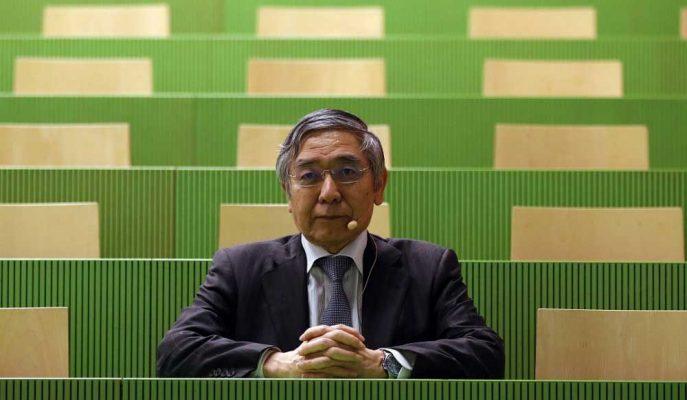 Japonya Merkez Bankası Başkanı Yükselen Küresel Riskler Hakkında Uyardı!