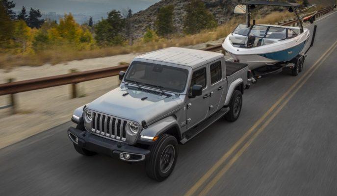 2020 Yeni Jeep Gladiator'de Beklenen 2.0L Motor Olmayacak!