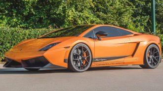 Lamborghini Gallardo'lar ECU Hatası Yüzünden Servislere Çağrılıyor!