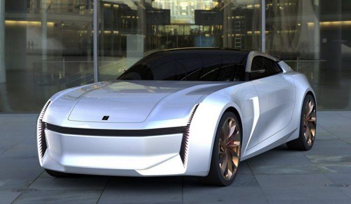Lykn & Co'ya Çizilen Etkileyici Coupe Karoser Tasarımı!