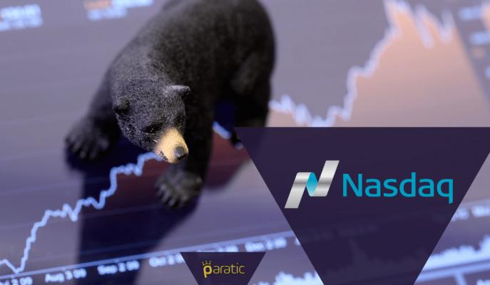Nasdaq'ın %21'lik Kaybı ve Ayı Piyasası Riskli Varlıklardan Serbeste Geçen Yatırımcı Kaynaklı