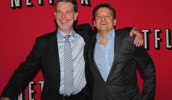 Netflix'ten Yöneticilerine Milyon Dolarlık Maaş Zamları!