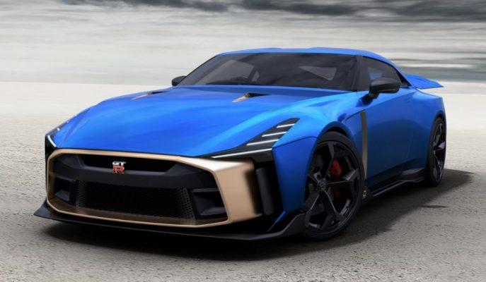 Nissan GT-R50'nin Sınırlı Üretim Projesi Onaylandı!