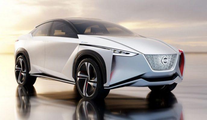 Nissan Otonom ve Elektrikli Araç Ailesini IMx Concept Üzerinden Genişletiyor!