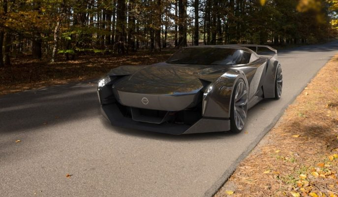 Gösterilen Nissan GT-R Tasarımları Geleceğin R36'sını Temsil Ediyor!