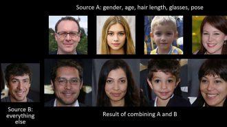Nvidia'nın Yapay Zekası Gerçek Hayatta Olmayan Yüzler Yaratıyor!