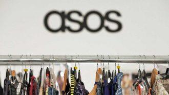 Online Perakendeci Asos'un Hisseleri Noel Öncesi Satış Uyarısıyla Çakıldı